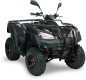Preview: Adly ATV Canyon 320 SE LoF schwarz